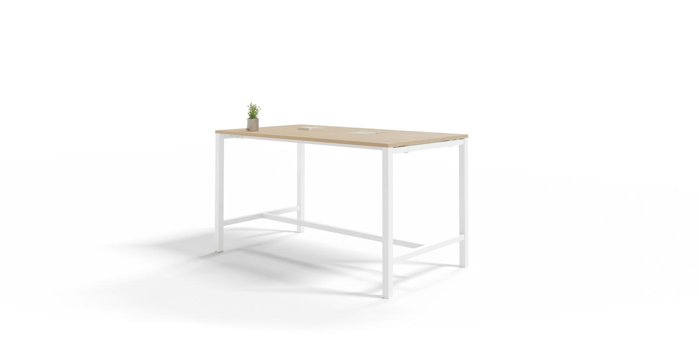 Mesa de Oficina Eco Alta - Minimalista y Funcional - Limobel Inwo