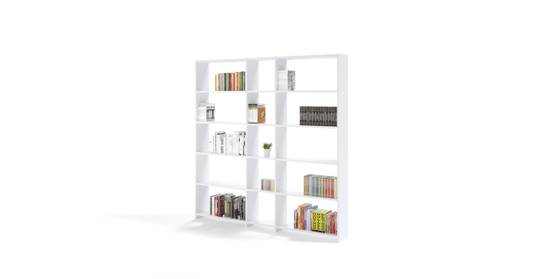 Librería NHB - Minimalista y Atemporal - Limobel Inwo