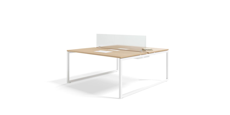 Mesa de Oficina M4 - Atractiva y funcional - Limobel Inwo