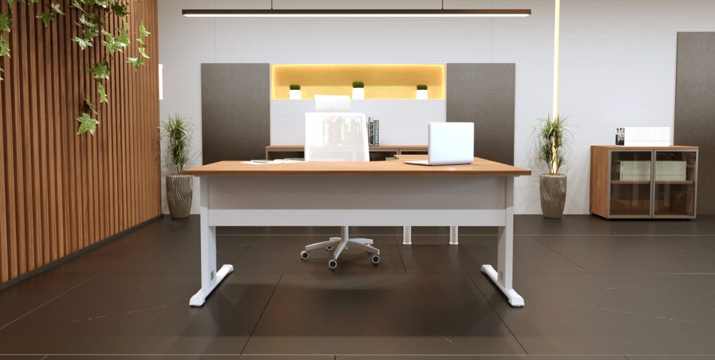 Mesa de Oficina Hydra - Clásica y atemporal - Limobel Inwo