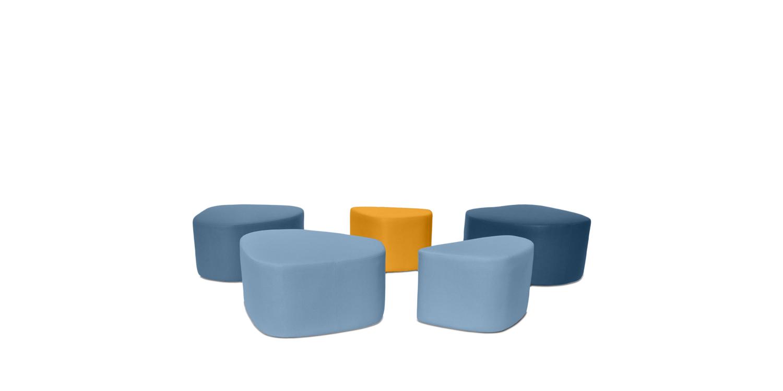 Sillones de Oficina Stones - Divertidos y Diferentes - Limobel Inwo