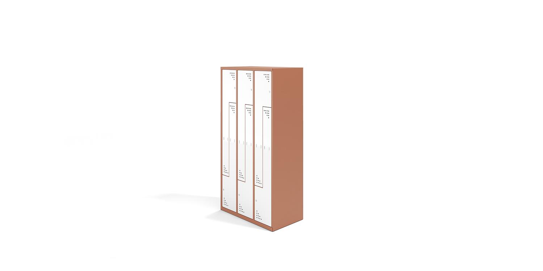 Taquillas Metálica - Vestuarios y Mobiliario de Oficina - Limobel Inwo