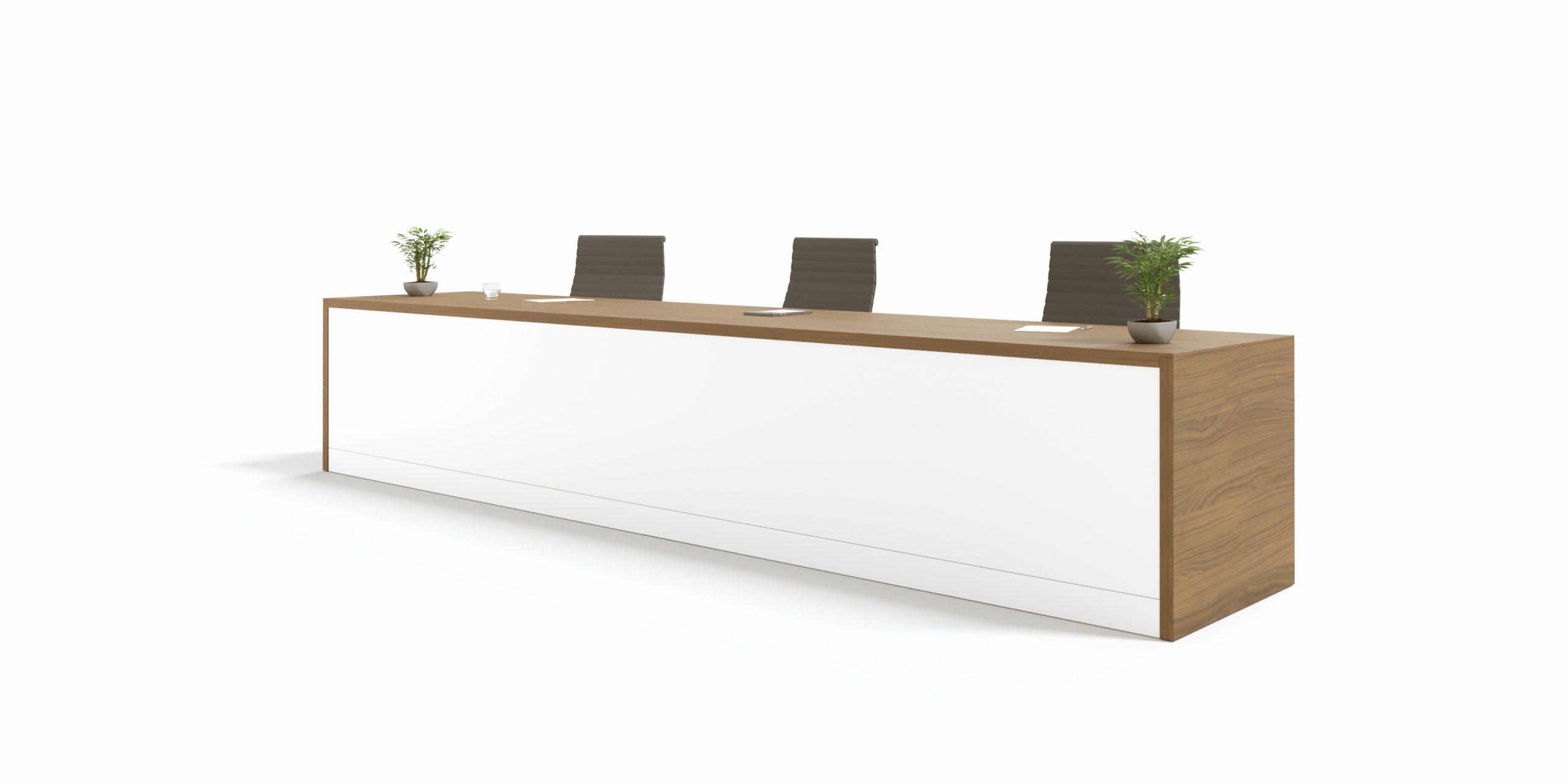 Mesa de conferencia para Oficinas Pannel - Formal y Elegante - Limobel Inwo
