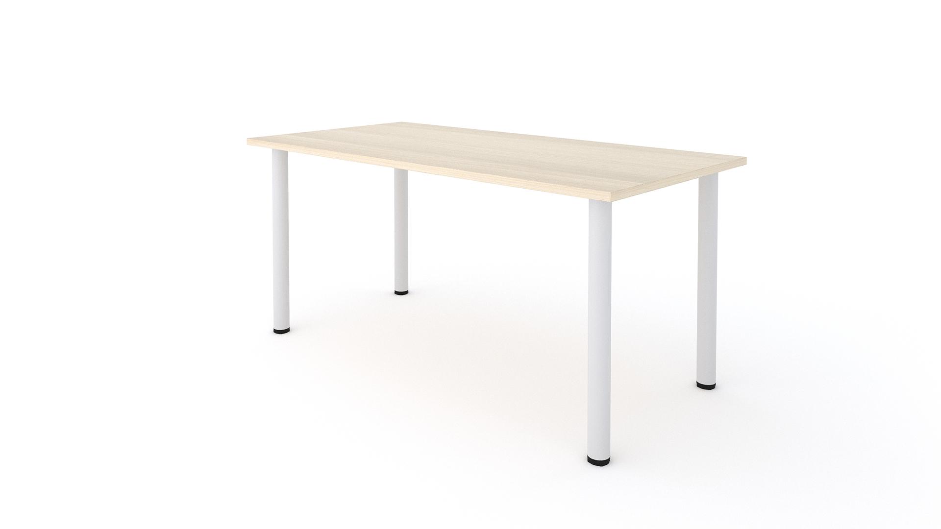 Mesa de Oficina Polivalente - Simple y Adaptable - Limobel Inwo