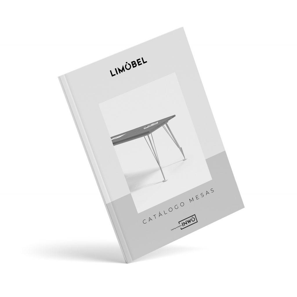Catálogo mesas de oficina Limobel Inwo