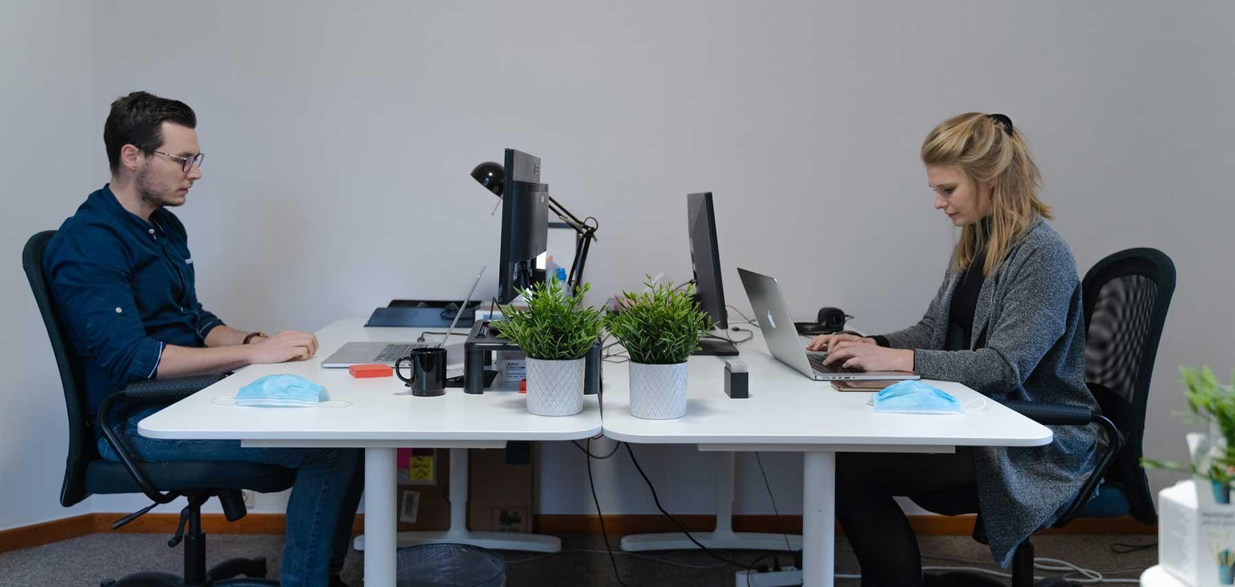 Sillas de escritorio y