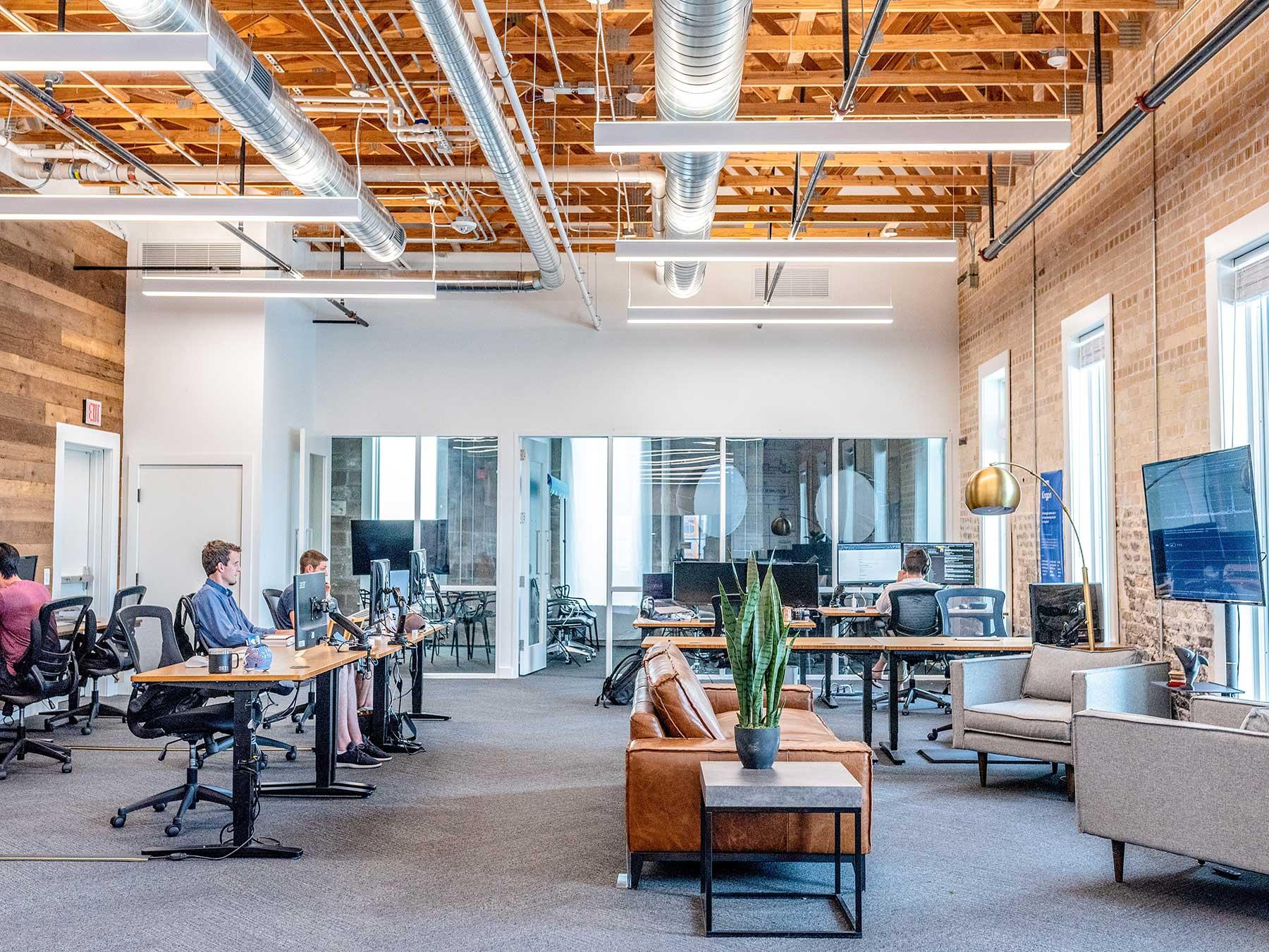 Diseño de oficinas y el impacto acústico