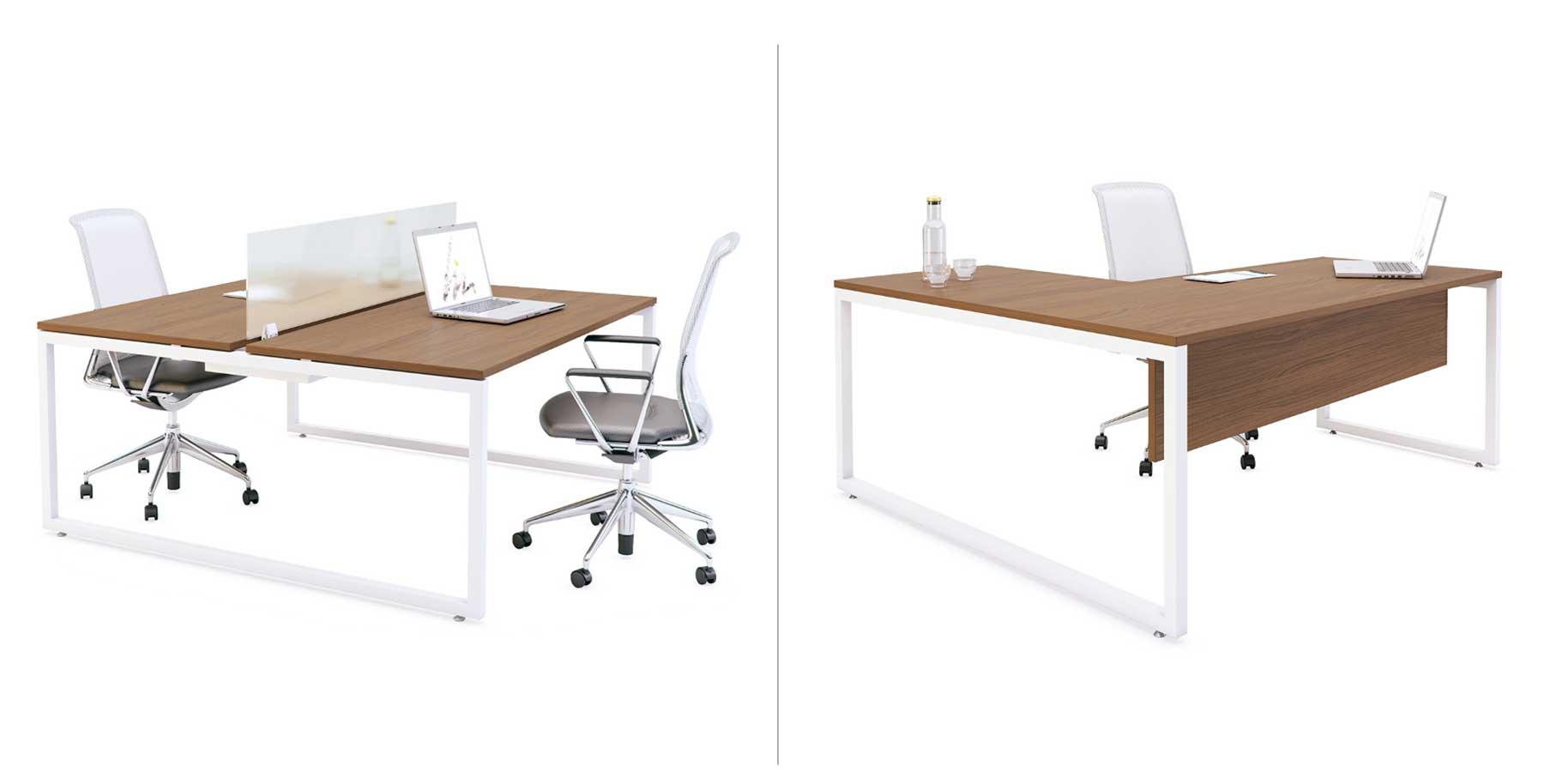 Mesas de oficina M4 de LimobelInwo