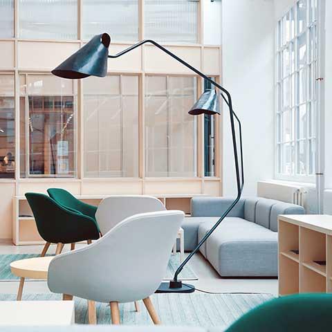Cinco estilos de oficina para inspirarse