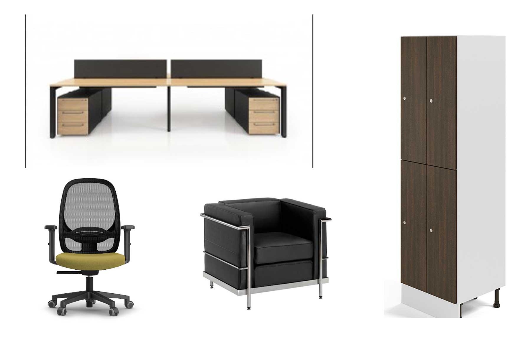 muebles de estilo industrial de Limobel Inwo